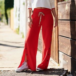 Free People Movement viola snap pants